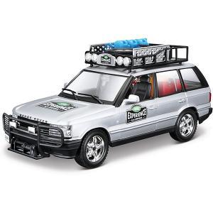 Машина  BB Range Rover, 1:24 Bburago