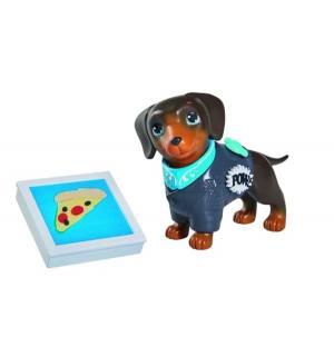 Игровой набор  Chi Love & Friends Собачка коллекционная Роки 7 см Simba
