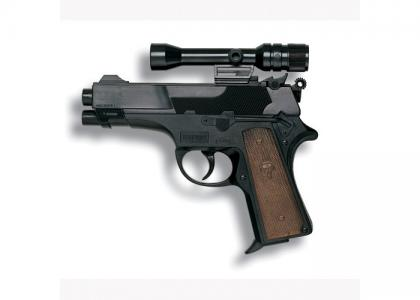 Пистолет Leopardmatic 17.5 см Edison