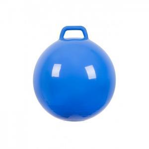Мяч прыгун с ручкой 50 см МалышОК