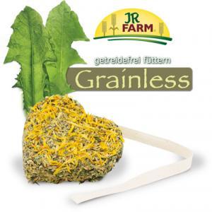 Лакомство  Grainless для грызунов Беззерновое Сердце с лепестками, 90г JR Farm