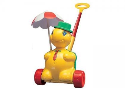 Каталка-игрушка  Черепашка Тортила Molto