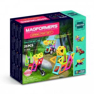 Конструктор  Магнитный Magic Pop Magformers