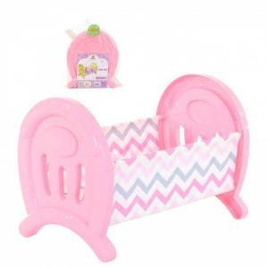 Кроватка для куклы  сборная большая Coloma