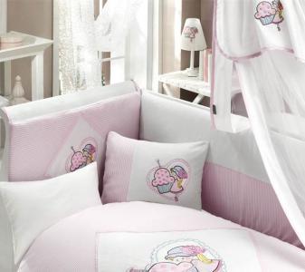 Балдахин для кроватки  Cutie Pie Bebe Luvicci