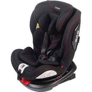 Автокресло Comsafe UniGuard до 36 кг, чёрное Baby Hit. Цвет: черный