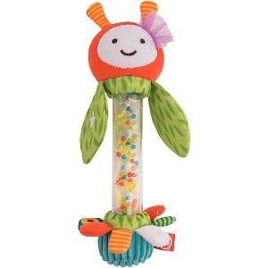 Погремушка  Пчёлка Маринка Happy Baby. Цвет: разноцветный