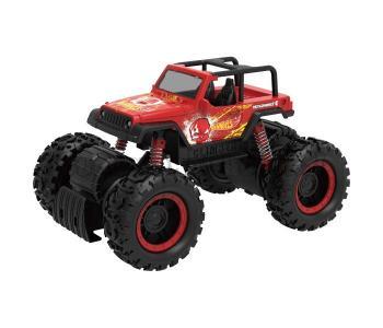 Hot Wheels монстр-трак фрикционный с амортизаторами и световыми эффектами Т14094 1:16 1 Toy