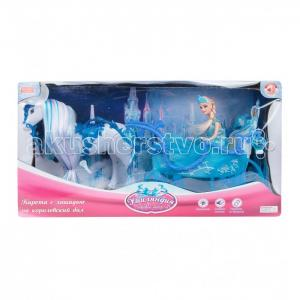 Карета с лошадью на королевский бал Zhorya