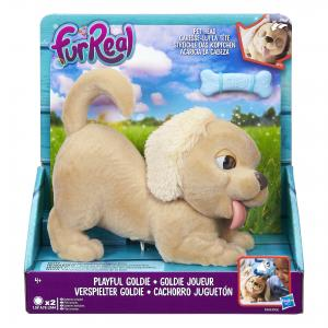 Игрушка Hasbro Furreal Friends Пушистый друг - щенок Голди