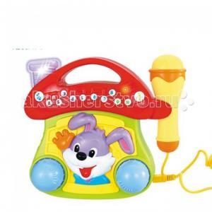 Грибок с микрофоном Huile Toys