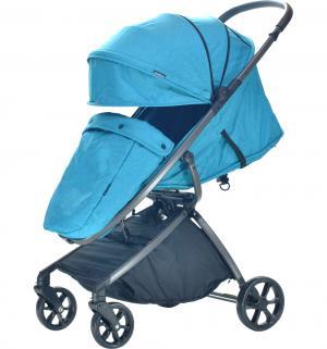 Прогулочная коляска  Easy guard E-338, цвет: голубой Everflo