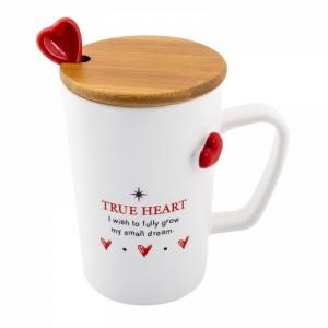 Кружка Верное Сердце 1 Эврика