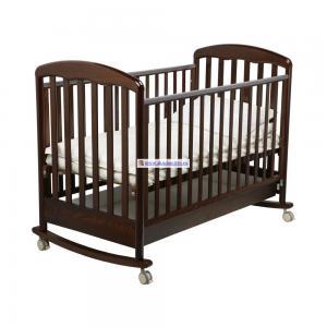 Детская кроватка  Венеция качалка 125x65 Papaloni