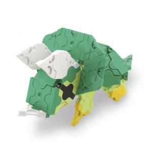 Конструктор  Dinosaur World Triceratops (260 элементов) LaQ