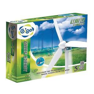 Научный набор  Энергия ветра GIGO