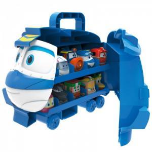 Кейс для хранения роботов-поездов Кей Robot Trains