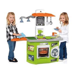 Игровая кухня  со светом (12 предметов) Molto