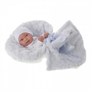 Кукла-младенец Эдуардо 42 см Munecas Antonio Juan