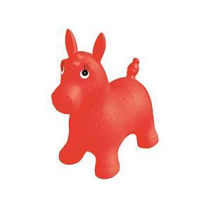 Игрушка-попрыгун  Пони, красная Palmon. Цвет: красный