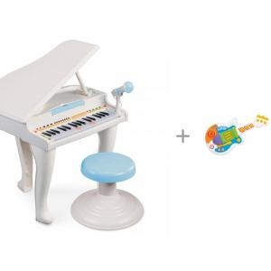 Музыкальный инструмент  Пианино и Рок-Гитара Weina