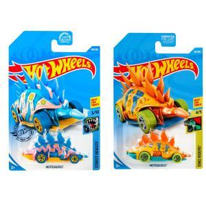 Автомобиль  Серия базовых моделей Motosaurus Hot Wheels