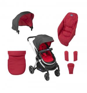 Набор аксессуаров  для коляски Urban, цвет: red passion Chicco