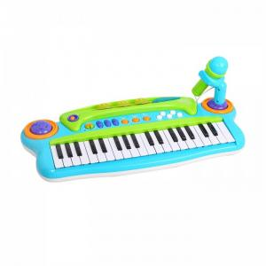 Музыкальный инструмент  Синтезатор Music Spaceship 37 клавиш 890B Potex