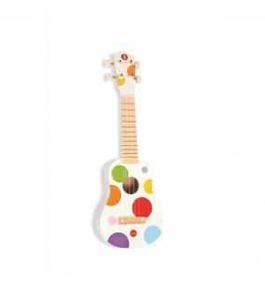 Гавайская гитара белая Janod