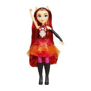 Интерактивная кукла Equestria Girls Дружба энергии Сансет Шиммер Hasbro