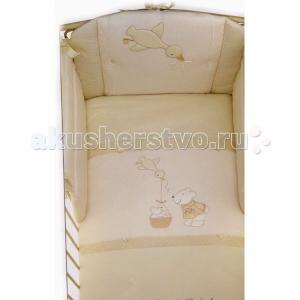 Комплект в кроватку  Etoile (4 предмета) Picci