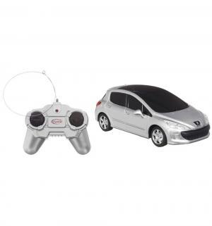 Машина на радиоуправлении  Peugeot 308 17 см 1 : 24 Rastar