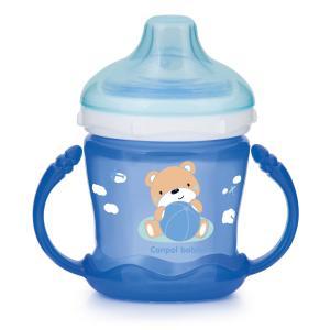 Чашка-непроливайка  Sweet Fun, цвет: голубой Canpol