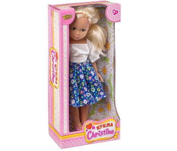 Кукла Cristine 35 см Д93856 Yako