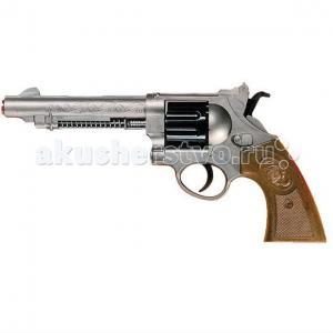 Игрушечный Пистолет с мишенями и пульками Western-Line West Colt 28 см Edison