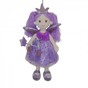 Кукла Фея в фиолетовом платье 45 см ABtoys