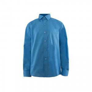 Рубашка для мальчика Imperator. Цвет: синий