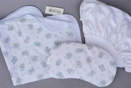Комплект в кроватку  Ловец снов (3 предмета) Chepe