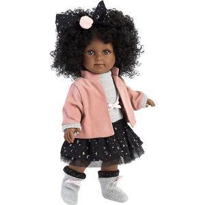 Кукла  Зури, 35 см Llorens. Цвет: разноцветный