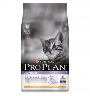 Сухой корм  Optistart для котят, курица, 1.5кг Pro Plan