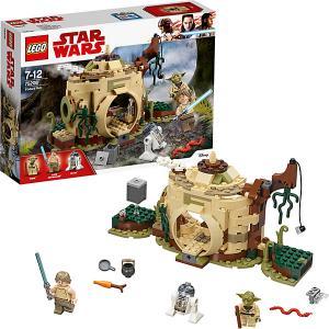 Конструктор  Star Wars 75208: Хижина Йоды LEGO