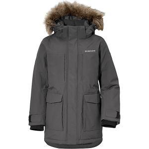 Утеплённая куртка Didriksons Madi DIDRIKSONS1913. Цвет: серый