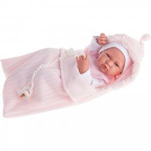 Кукла-младенец девочка Сильвия, 42 см, Munecas Antonio Juan