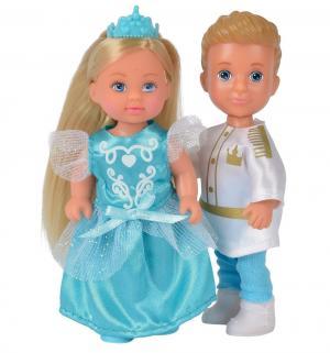 Игровой набор  Принц и принцесса Тимми Еви 12 см Simba