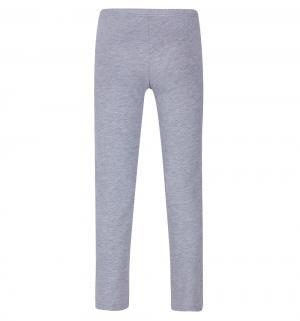 Комплект футболка/брюки  Парижанка, цвет: серый Leader Kids