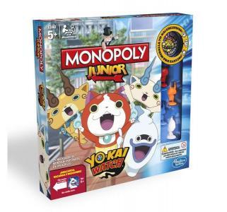 Игровой набор  Джуниор Yo-Kai Watch Monopoly