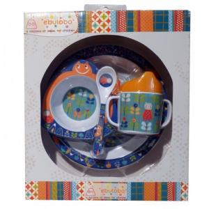 Набор посуды Гигант 4 предмета Ebulobo