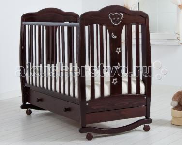 Детская кроватка  Мишель качалка Гандылян