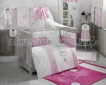 Комплект в кроватку  Rabitto (6 предметов) Kidboo