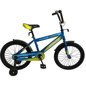 Двухколёсный велосипед  Sports 18 Navigator. Цвет: atlantikblau